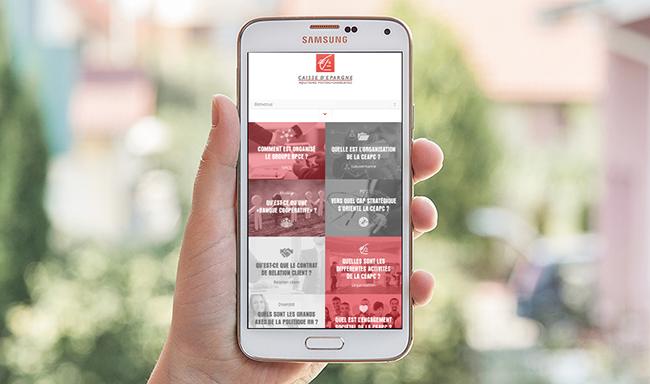 Samsung Galaxy mock up CEAPC