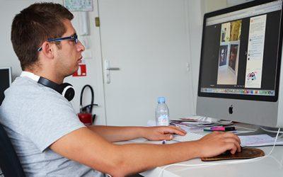 Interview : Jeremy James integre le pole Design graphique de l'agence Inaativ