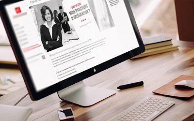 Un livret d'accueil digital pour la Caisse d'Epargne Aquitaine Poitou-Charentes