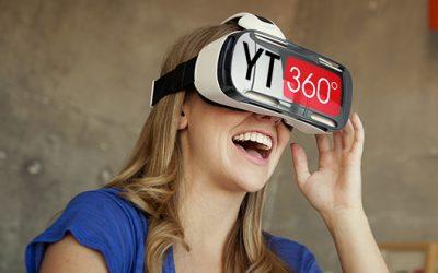 Les videos 360 : la realite virtuelle pour tous !