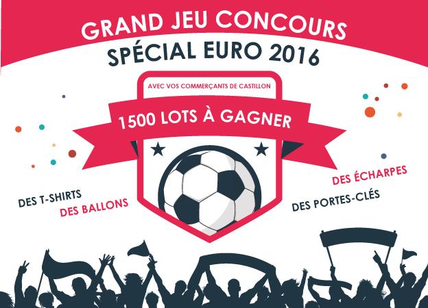 jeu concours commerçants de castillon euro 2016
