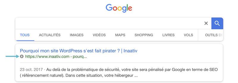 google amp recherche inaativ