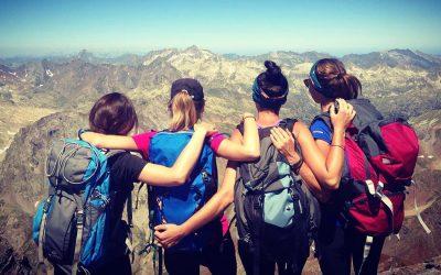 Biches&Run : 4 femmes au sommet de l'amitie