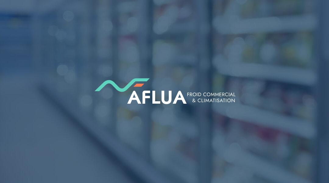 Il était une froid… la création de la marque Aflua